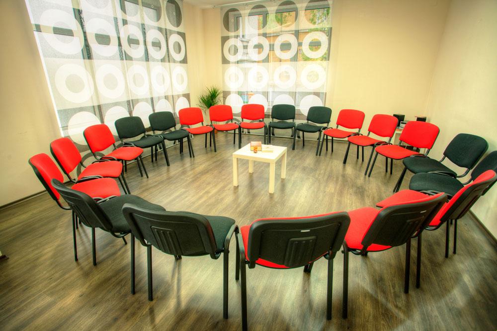зала за семинари Essence-Center