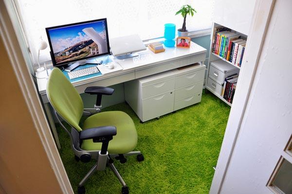 подходящ цвят за офис обзавеждане
