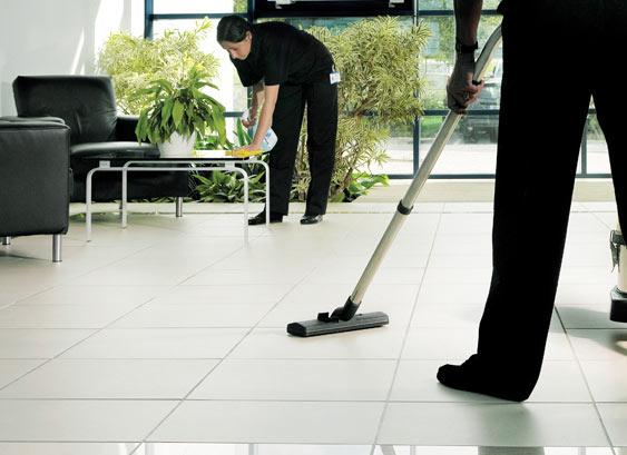 Предимства при почистването от професионалисти.