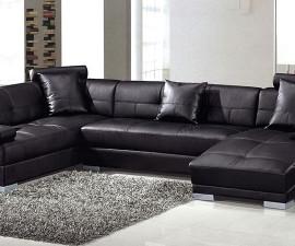 Кожен диван за дневната