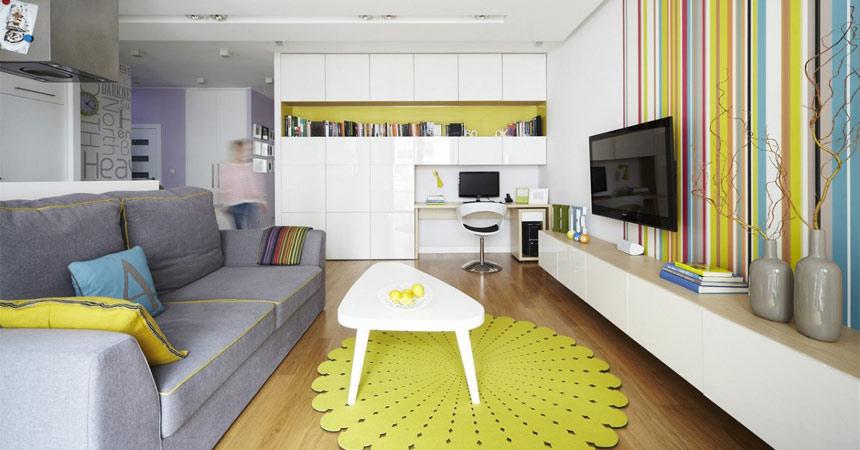 Обзавеждане на апартамент тип студио