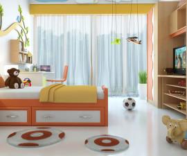 Обзавеждане на детска стая