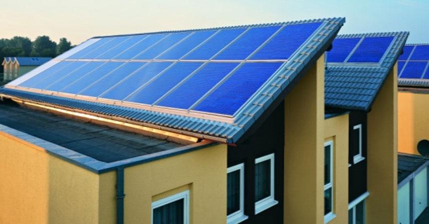 слънчеви колектори за жилището