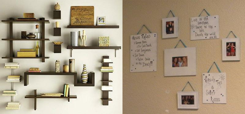 Декорация за стена от снимки