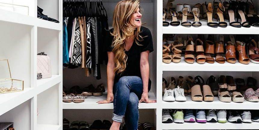 съхранение на обувки