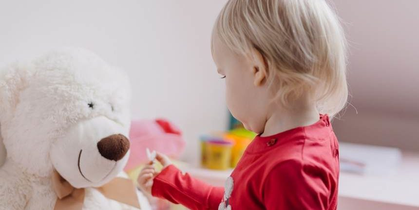 поддържане и грижа за детските играчки