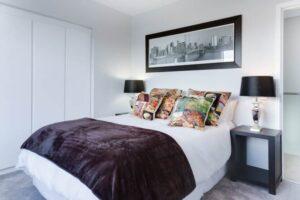 променете обзавеждането за спалнята