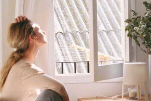 Прозорец от алуминиева дограма